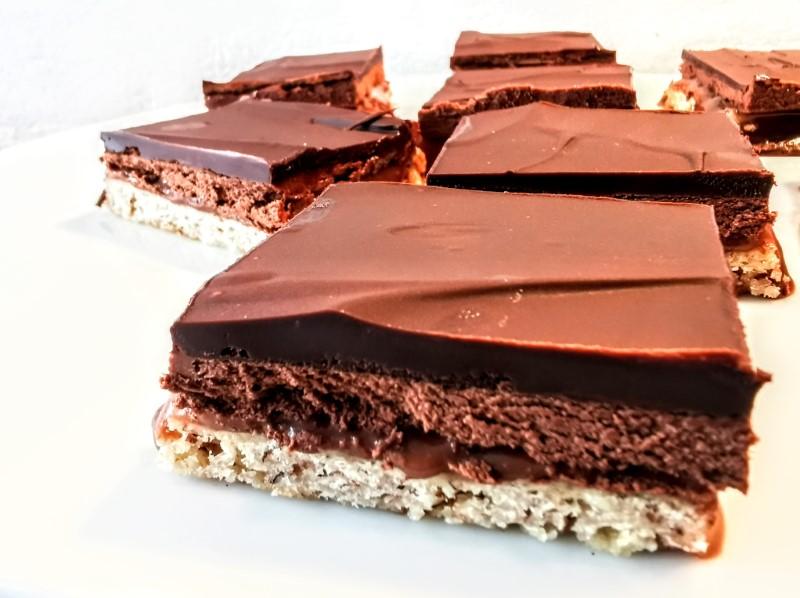 Chokoladedrøm med karamel