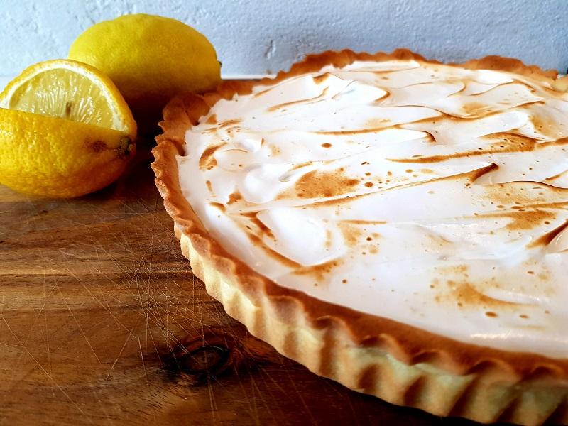 Fransk Citrontærte