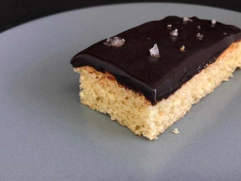 Karamel med chokolade og kaffe