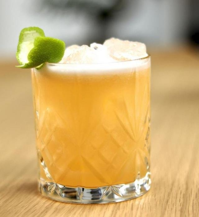 Gin sour 43