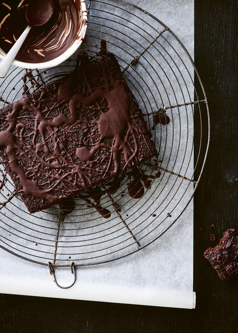 Smushi chokoladekage